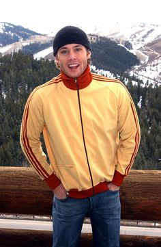 Pin for Later: Watch Jensen Ackles Transform From Pretty Boy to Stone Cold Fox 2003
