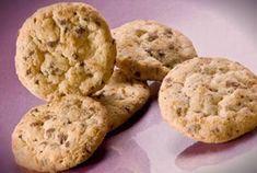 """Le ricette del """"Re del cioccolato"""", Ernst Knam: cookies al cioccolato."""