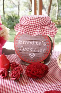 Little Red Riding Hood Party Birthday Party Ideas | Photo 1 of 46 | Catch My Party