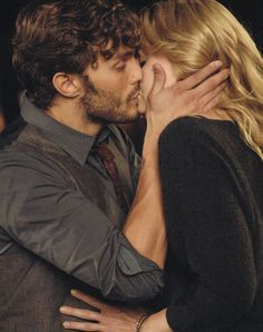 Emma Swan and Sheriff Graham.  Once Upon a Time. My new favorite TV show.