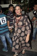 Shabana Azmi at Paansa play