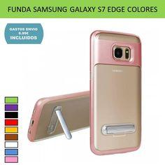 7ef3bfad2ac Bumblebee funda Samsung Galaxy S7 Edge - Fundas móviles: Fundas para  moviles Samsung - Tienda online YOUGAMETRONICA