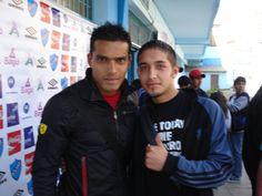 William negrito Ferreira - goleador de Bolivar