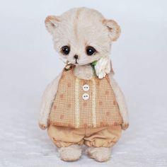 Bear Ashley by By Lyubov Kayutkina   Bear Pile