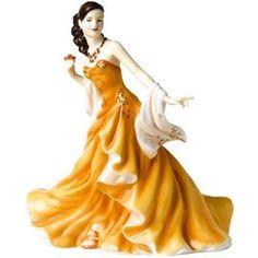 Amazon.com: Royal Doulton Figurine Pretty Ladies Thank You: Home & Garden