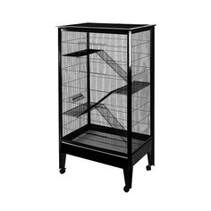 A&E Cage Co. Large 4-Level Small Animal Cage & Reviews | Wayfair