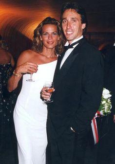 princesse Stéphanie de Monaco with her 1st husband Daniel Ducruet