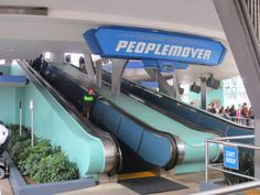 What we know today as the Tomorrowland Transit Authority PeopleMover started as just the PeopleMover in Disneyland on June 28th, 1967. This year marks the 50th anniversary of this classic Disney attraction that is beloved by many fans. Let's take a look back at the history of the Tomorrowland Transit Authority. Disneyland When the PeopleMover opened in 1967 in Disneyland, it was sponsored by Goodyear Tire & Rubber Co. of Akron, Ohio and the track was powered by more than 500 Goodyear ...