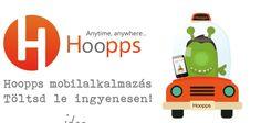 Újra itt az applikáció alapú autós utazás, már az utcákon a Hoopps sofőrei