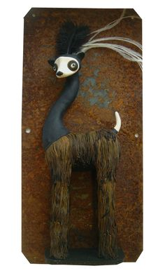 Fantasy | Whimsical | Strange | Mythical | Creative | Creatures | Dolls | Sculptures | Meredith Dittmar @ Compound Gallery - Oct 07