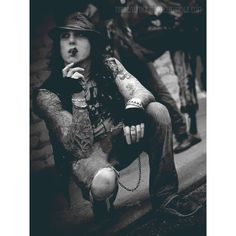 synyster gates   Tumblr ❤ liked on Polyvore featuring a7x and avenged sevenfold