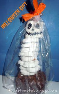 Skeleton Halloween Gift