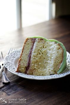 Recipe for Swedish Princess Cake (Prinsesstårta) ... ♥ PLUS learn the Top 5 Mistakes I made when making this beautiful Swedish dome.