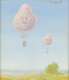 René Magritte : La Bonne Année
