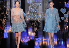 elie saab vestidos azuis - Pesquisa Google