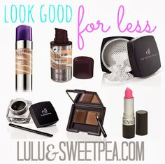 Look good for less- recent beauty buys