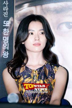 Han Hyo Joo, 'Beautiful like a full moon at night' [KSTAR]