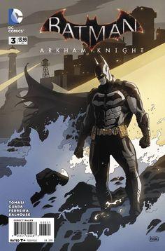 longlivethebat-universe: Batman - Arkham Knight by Paolo Rivera Batman Artwork, Batman Comic Art, Batman Wallpaper, Im Batman, Batman Robin, Gotham Batman, Batman Arkham Knight, Batman The Dark Knight, Batman Dark