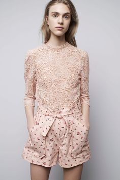 Rebecca Taylor Spring 2017 Ready-to-Wear Collection Photos - Vogue