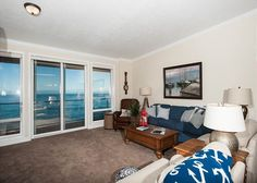 Beautiful oceanfront views from this spacious vacation rental home in Depoe Bay, Oregon