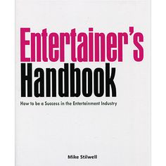 Entertainer's Handbook by Mike Stilwell - This is a book to help all kinds of entertainers such as: magicians, clowns, dancers, jugglers, comics, DJ's, mimes, stilt walkers, musicians, balloon twisters, face painters, puppeteers, vocalist, and many more. You know your special talent but you need help. Here is down to earth information from the author's 40 years of ... get it here: http://www.wizardhq.com/servlet/the-17076/entertainers-handbook-by-mike-stilwell/Detail?source=pintrest
