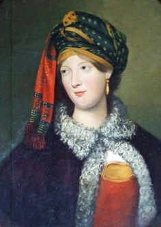 """""""Lady Charlotte Susan Maria Bury (née Campbell)"""" by Archibald Skirving (1812)"""