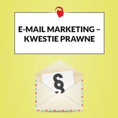 Jeśli komunikujecie się z klientami za pomocą mailingów, powinniście zapoznać się z przepisami prawnymi, które dotyczą tej kwestii sprawnymarketing.pl/prawo-email-marketing
