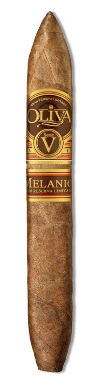 No. 1 Cigar for 2014 Oliva Serie V Melanio Figurado |  $14.00 Cigar Aficionado Top 25 of 2014