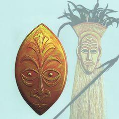 complemento de disfraz escudo africano - Buscar con Google