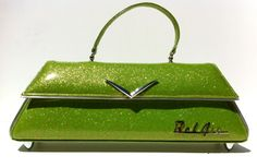 Bel Air- Zombie Green  - Seiously.  Best Purse EVER.