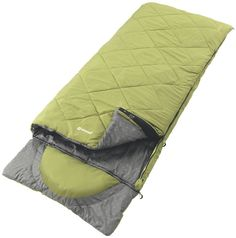 Outwell Contour Sleeping Bag | GO Outdoors