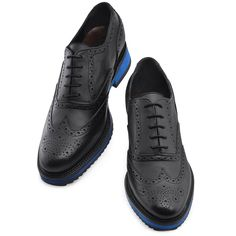 Elevator Shoes for Women : Geneve W ( Black ). Upper in shiny black calfskin, Handcrafted, anti-slip rubber sole, Insole and midsole in genuine leather. Get them Now : http://www.guidomaggi.com/us/luxury-collection/elevator-shoes-for-women/geneve-w-detail#.VItBknsqL-U