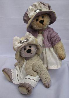 Cupboard Bears by Elizabeth Lloyd
