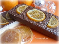 Turron chocolate y naranja 2 thermomix Pan Dulce, Cake Pops, Sweet Recipes, Christmas Time, Mousse, Fondant, Ethnic Recipes, Meals, Holiday Desserts