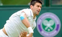 Novak Djokovic cruises through his first round match against Juan Carlos Ferrero wearing SpiderTech