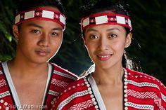 Saisiyat 賽夏族 Aboriginal Tribe, Taiwan Indigenous Peoples Culture Park, Sandimen, Pingtung County, Taiwan