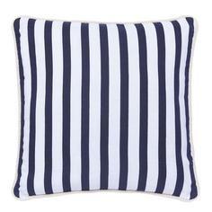 Nautical Stripe Cushion