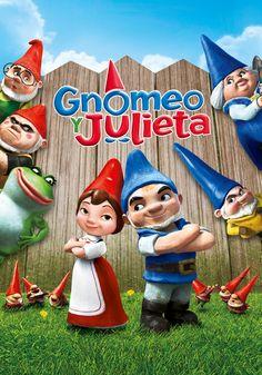 """Del director de Shrek 2 llega esta oportunidad única de adentrarte en el mundo secreto de los enanos de jardín, Gnomeo y Julieta. Fabulosa para toda la familia, la maravillosa obra de Shakespeare experimenta una transformación disparatada y tremendamente divertida con música de Elton John y las voces de James McAvoy, Emily Blunt y Michael Caine.""""Gnomeo y Julieta"""", al igual que sus cuasi homónimos, tienen que superar un sinfín de obstáculos al verse envueltos en disputas entre vecinos. ¿Podrá…"""