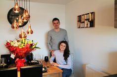 Gaynor Wyard and Ashley Shaw are a young couple who had big dreams of owning their own home and at the tender age of 23 and 24 they achieved their dream thanks to Help to Buy. Own Home, Dream Big, The Help, Thankful, Couple, Dreams, Age, Stuff To Buy, Couples
