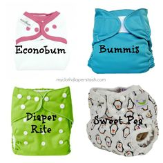 My Favorite Budget-Friendly Cloth Diapers - My Cloth Diaper