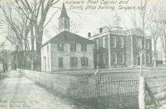 corydon in historic photos | ... of Indiana - Corydon, Indiana - Photos Then and Now on Waymarking.com