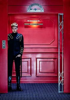 Get ready to be 'Sick' with Rap Monster's teaser images | allkpop.com
