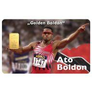 Collector Karatbar - Ato Boldon