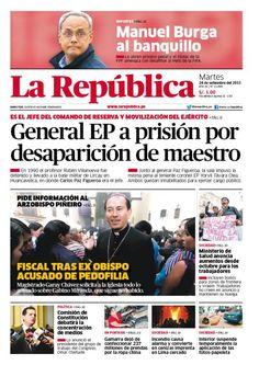 LaRepublica Lima - 24-09-2013