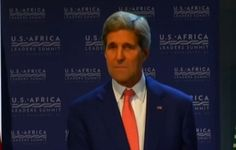 VIDEO: John Kerry Tells Starving Africans Not to Farm Because it Contributes to Global Warming