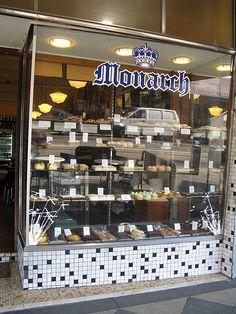 Monarch Bakery, St Kilda