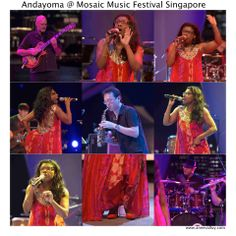 Anda at Mosaic Festival 2014, March 10