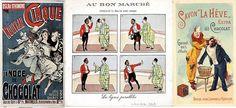 El 28 de marzo de 1896 el semanario francés 'Le rire' incluía en la contraportada del número 73 una litografía realizada por el artista Toulouse-Lautrec y que titulaba 'Chocolat dansant dans un bar'. La mencionada ilustración representaba a un joven de color bailando en el 'Irish and American Bar' situado