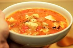 Seafood Stew is easy to make & they'll think you're a rockstar! (I've had this very recipe... it really DOES rock)