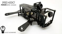 Pictures of Speed Addict FPV Racing Frame (Fearless Edition)